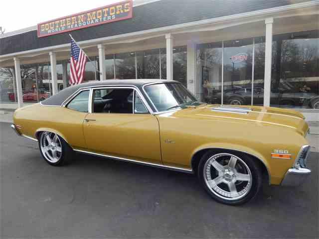 1972 Chevrolet Nova | 996553