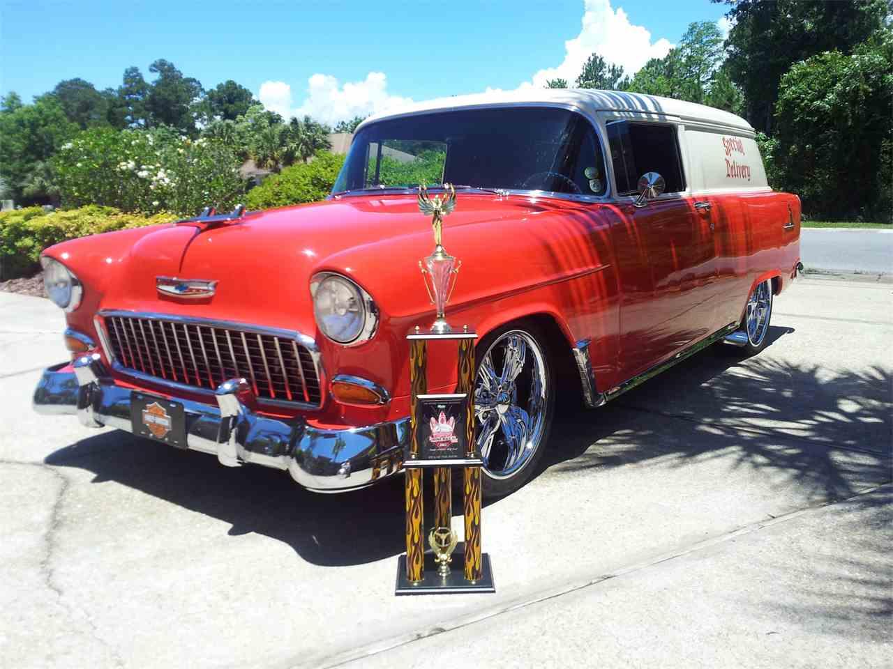 1955 Chevrolet Sedan Delivery for Sale - CC-996554