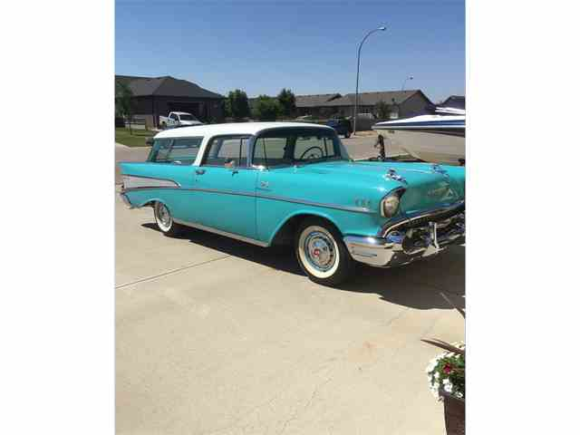 1957 Chevrolet Bel Air Nomad | 996557