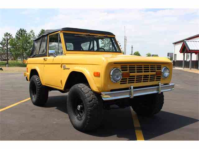 1977 Ford Bronco | 990656