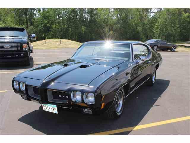 1970 Pontiac GTO | 990657