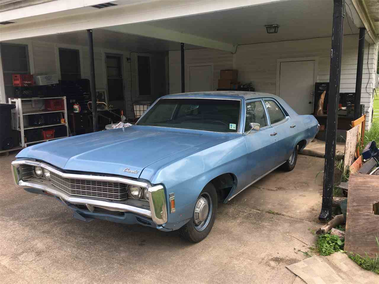 Chevrolet Dealers In Louisiana >> 1969 Chevrolet Biscayne for Sale | ClassicCars.com | CC-996570