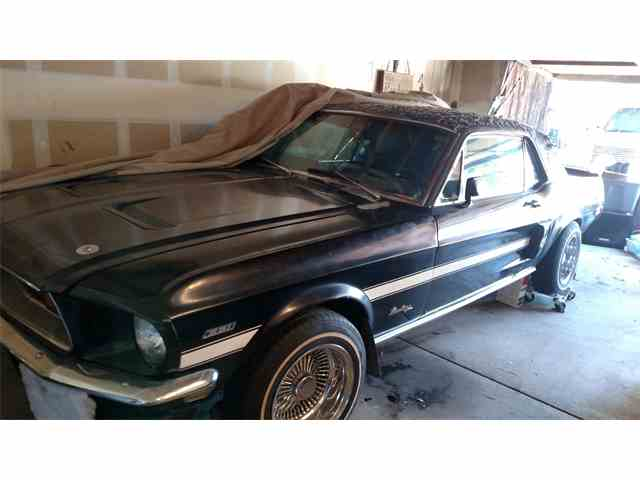 1968 Ford Mustang (California Special) | 996577