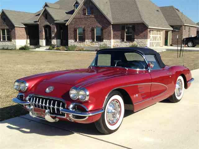 1960 Chevrolet Corvette | 996593