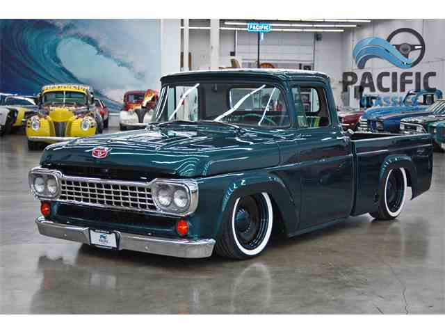 1958 Ford F100 | 996595