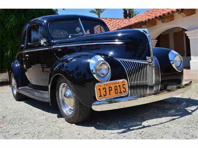 1940 Ford 01A 5 Window Coupe | 996599