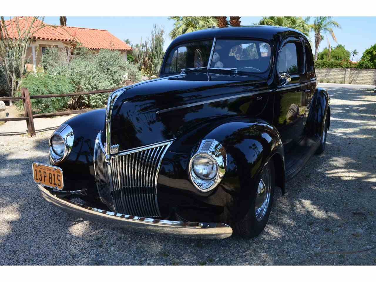 1940 ford 01a 5 window coupe for sale cc 996599. Black Bedroom Furniture Sets. Home Design Ideas
