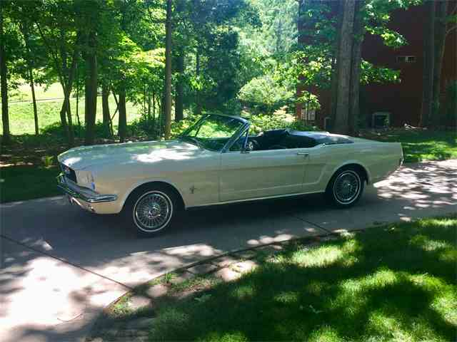 1966 Ford Mustang   996602