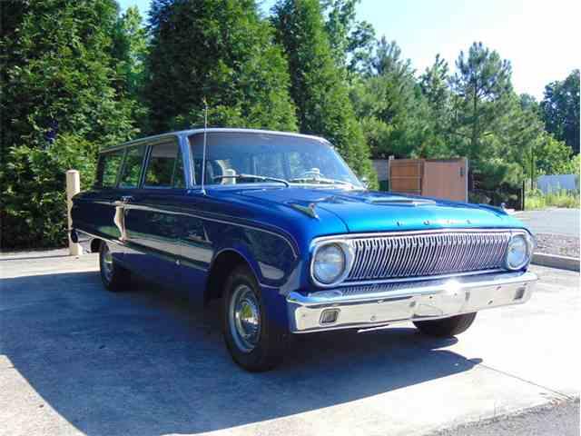 1962 Ford Falcon | 990661