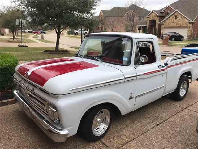 1963 ford f100 for sale on 7 available. Black Bedroom Furniture Sets. Home Design Ideas