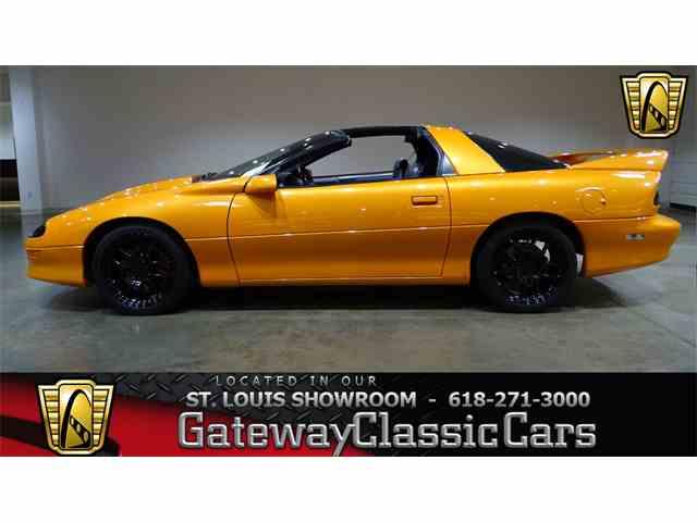 1996 Chevrolet Camaro | 990666