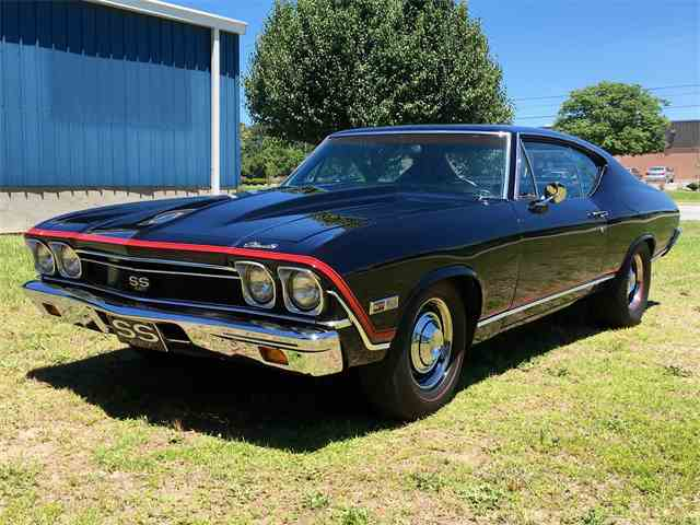 1968 Chevrolet Chevelle for Sale on ClassicCarscom  65 Available