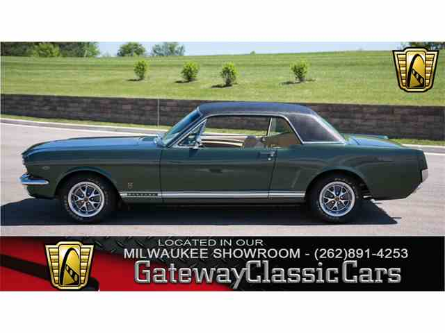 1966 Ford Mustang   990668