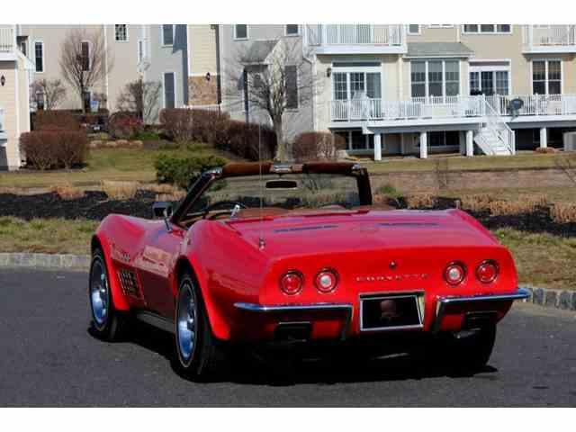 1971 Chevrolet Corvette | 996685