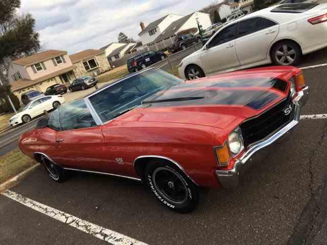 1972 Chevrolet Chevelle SS | 996691