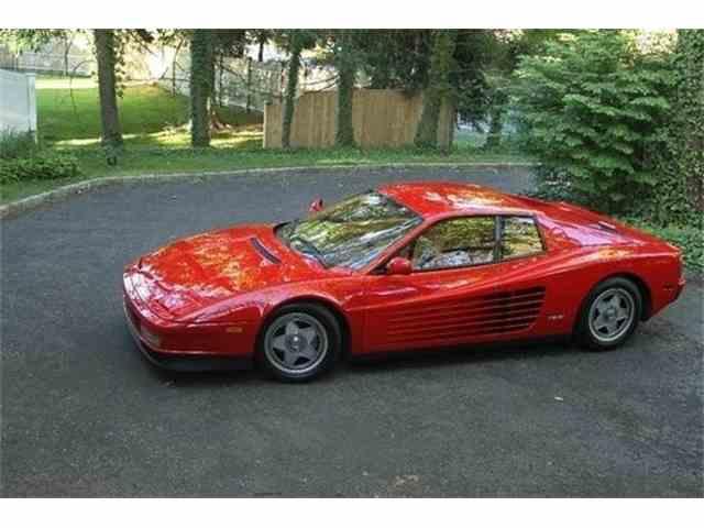 1987 Ferrari Testarossa | 996700