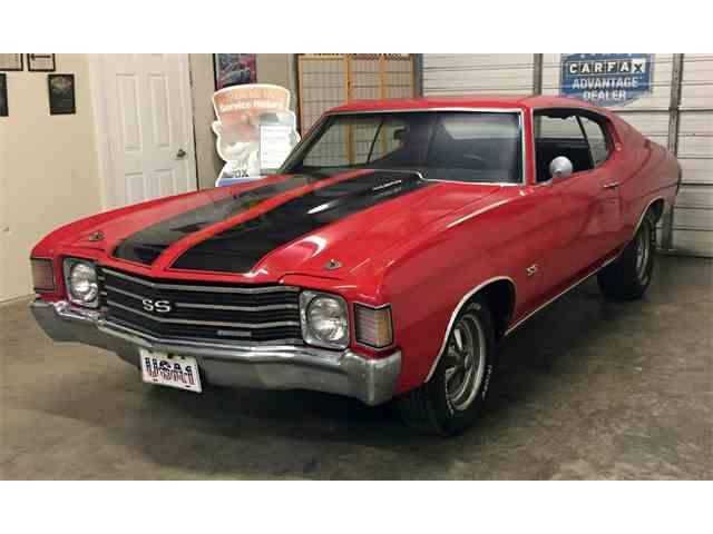 1972 Chevrolet Chevelle Malibu | 996716