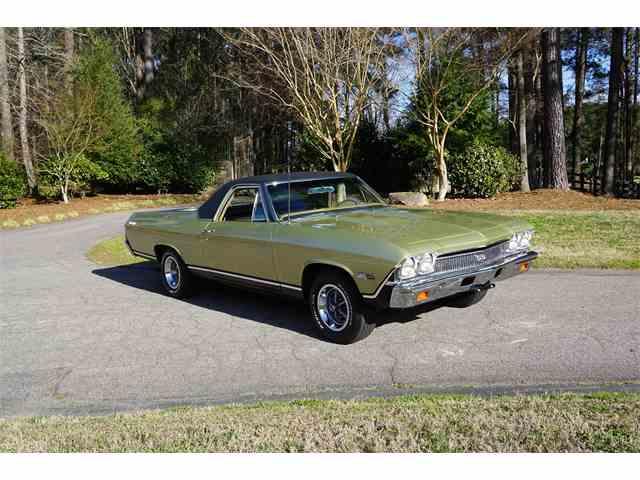 1968 Chevrolet El Camino SS | 996720