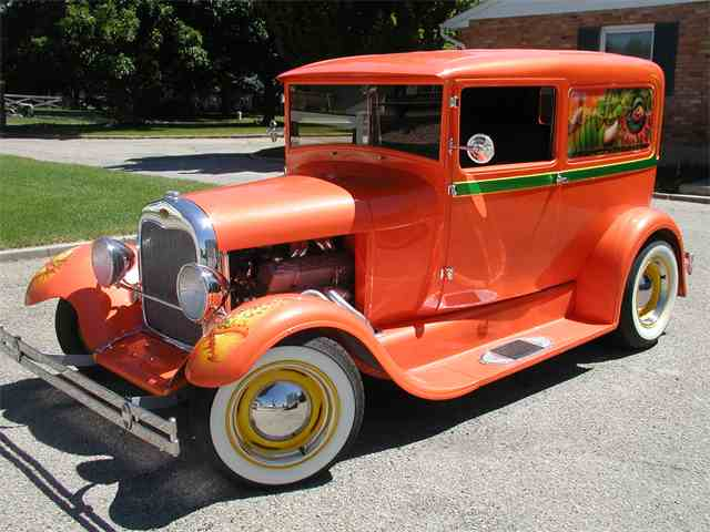 1928 Ford Sedan Delivery | 996721