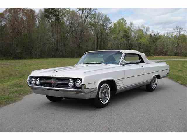 1964 Oldsmobile Starfire Convertible | 996723
