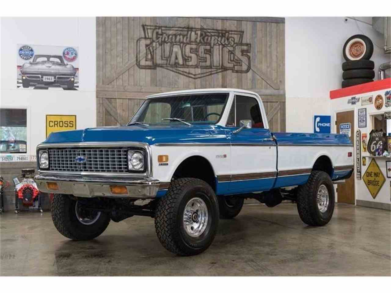 1971 Chevrolet C/K 20 for Sale - CC-996724