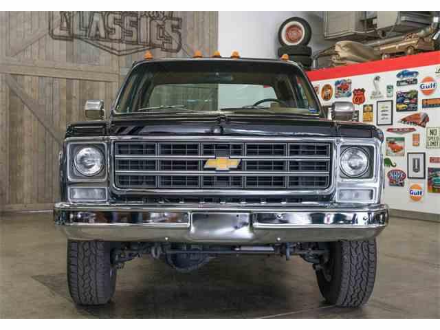 1979 Chevrolet Silverado K30 | 996726