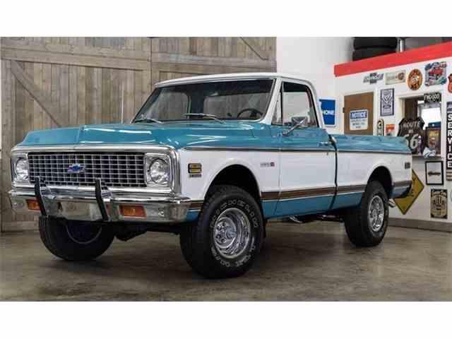1972 Chevrolet C/K 10 | 996727