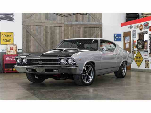 1969 Chevrolet Chevelle | 996729