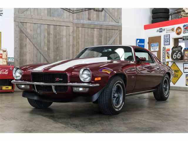 1972 Chevrolet Camaro | 996731