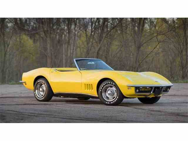 1968 Chevrolet Corvette | 996732