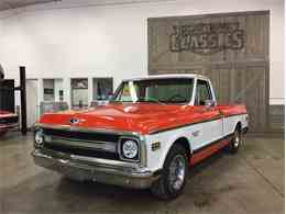 1970 Chevrolet C/K 10 for Sale - CC-996733
