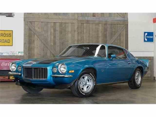 1970 Chevrolet Camaro | 996754