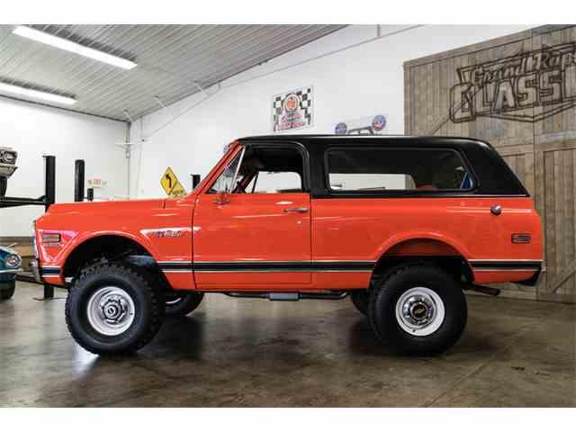1971 Chevrolet Blazer | 996755