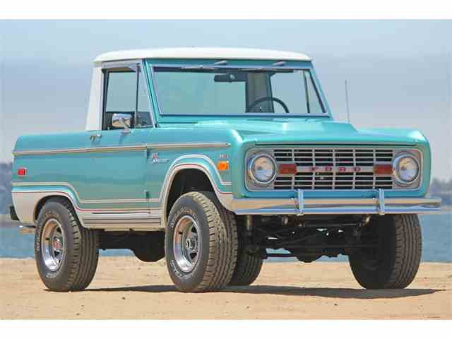 1970 Ford Bronco | 996759