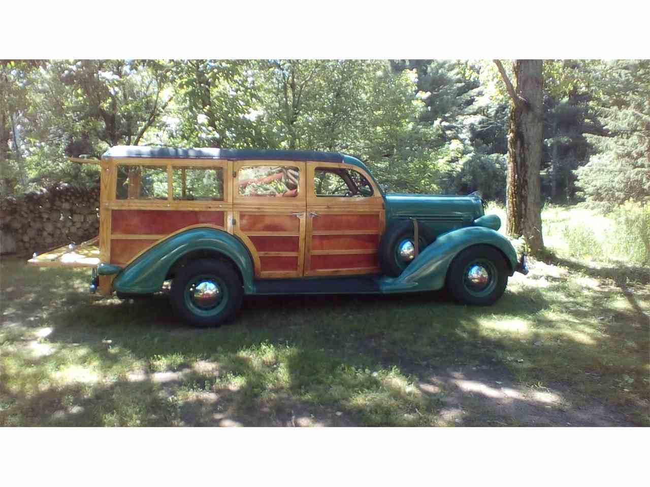 Large Picture of Classic '36 Plymouth Woody Wagon Offered by a Private Seller - LD3V