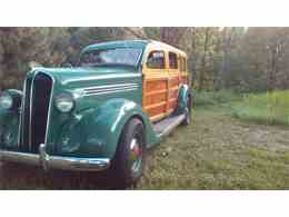 Picture of '36 Woody Wagon located in Marquette Michigan Offered by a Private Seller - LD3V
