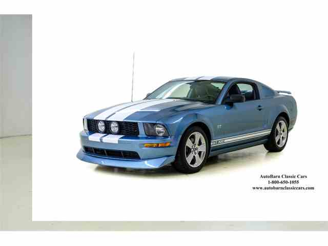 2007 Ford Mustang GT | 990677