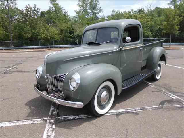 1940 to 1942 ford pickup for sale on 28 available. Black Bedroom Furniture Sets. Home Design Ideas