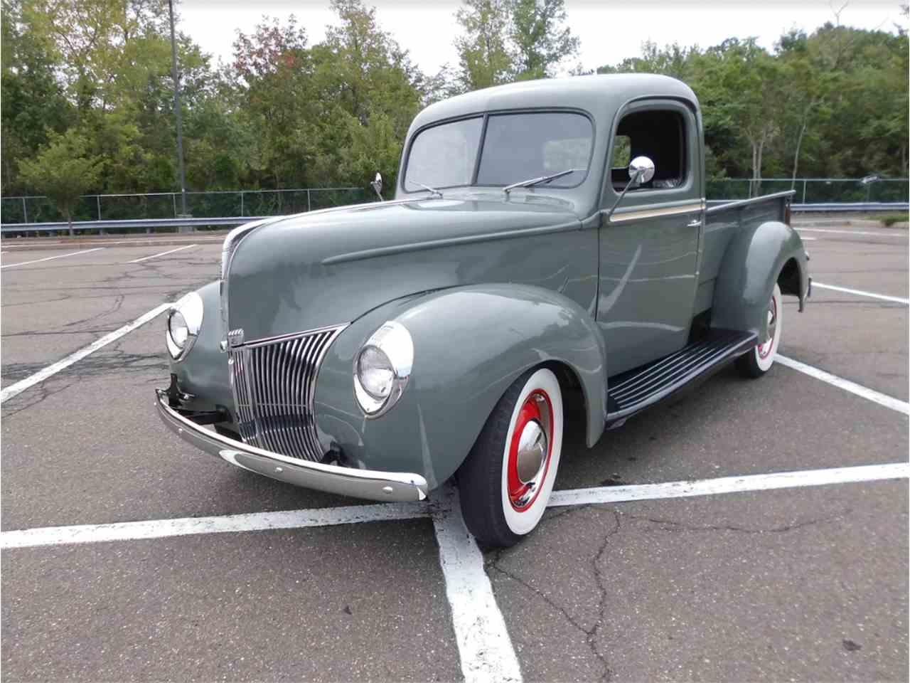 1940 ford pickup for sale cc 996777. Black Bedroom Furniture Sets. Home Design Ideas