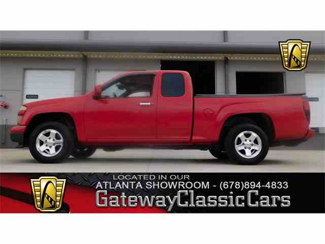 2012 Chevrolet Colorado | 990678