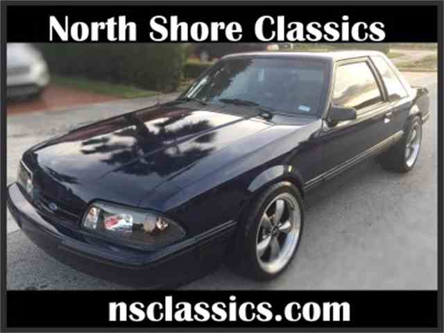 1991 Ford Mustang | 996780