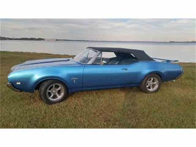 1968 Oldsmobile Cutlass | 996782