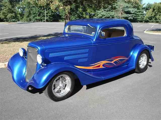 1934 Chevrolet Street Rod   996785