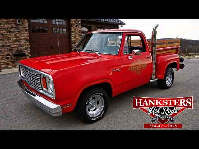 1978 Dodge Lil Red Truck Express | 996790