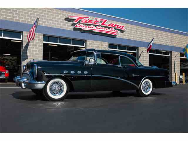 Picture of Classic 1954 Buick Roadmaster - LD4T