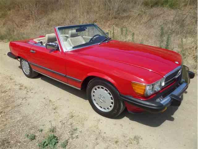 1987 Mercedes-Benz 560SL | 996799