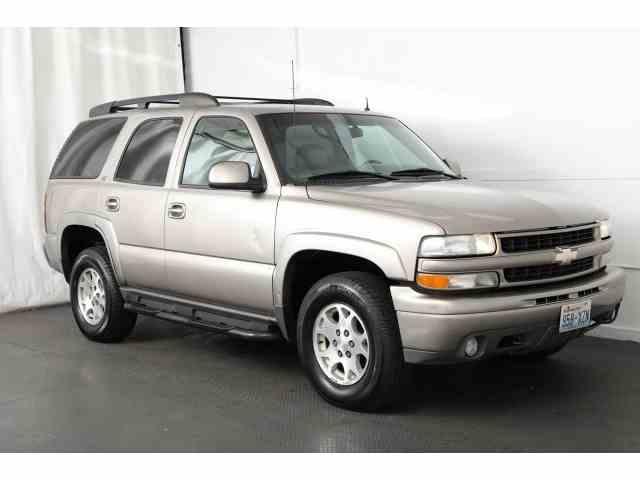 2002 Chevrolet Tahoe | 990068