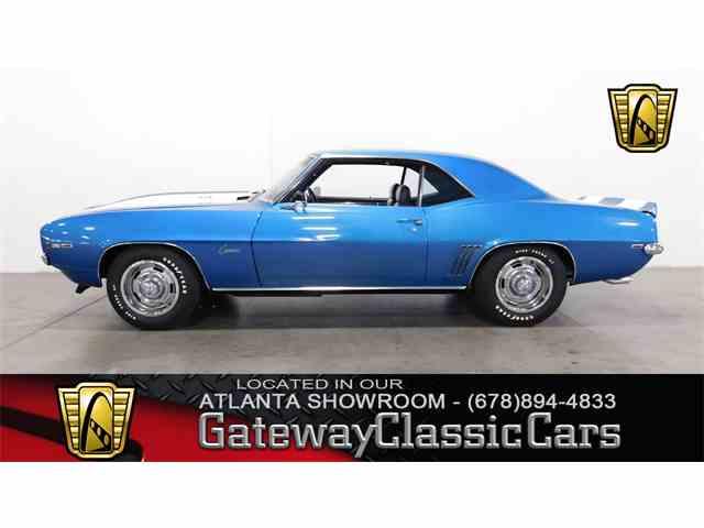 1969 Chevrolet Camaro | 990680