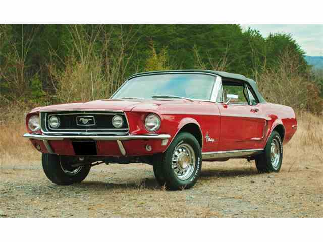 1968 Ford Mustang | 996803
