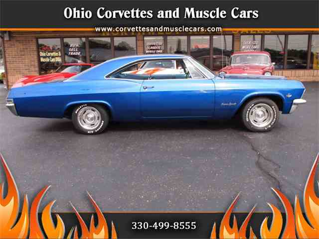 Picture of 1965 Impala located in North Canton Ohio - $22,500.00 Offered by Ohio Corvettes and Muscle Cars - LD54